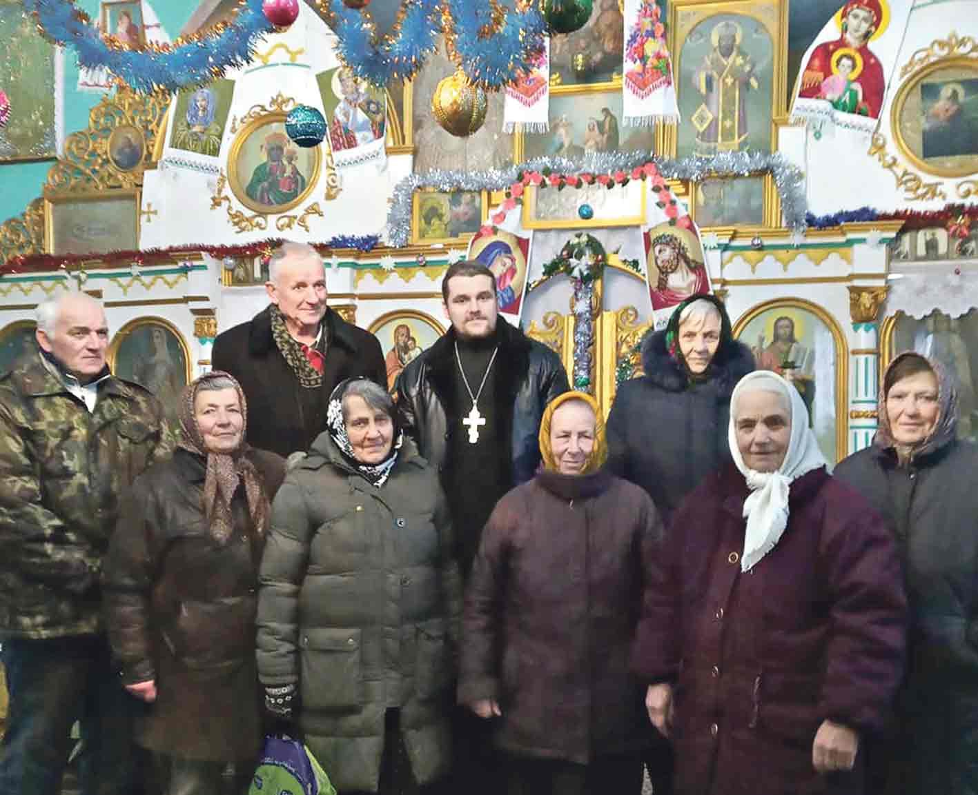 Громади Стадниці та Сокиринець приєдналися до Помісної Церкви, а священик обізвав їх «розкольниками» (відео)