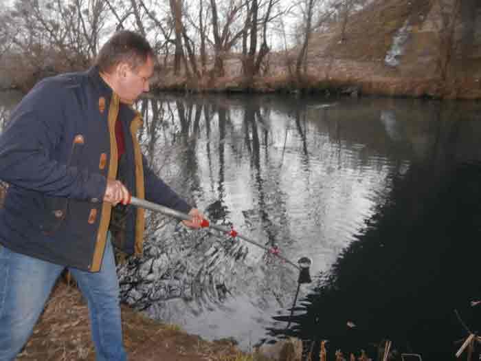Хто на Вінниччині труїть річку Сіб?